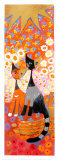 Colorful Flower II Posters by Rosina Wachtmeister
