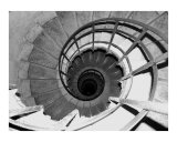 Spiral Staircase at the Arc Photographic Print by Donna Corless