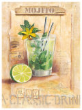 Mojito Poster by Sonia Svenson