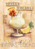 Pina Colada Prints by Sonia Svenson
