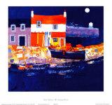 George Birrell - Blue Harbour Sběratelské reprodukce