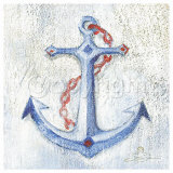 Anchor Prints by Sonia Svenson