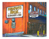 Primanti Brothers Strip District Pittsburgh Giclee Print by Rhonda Watson