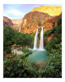 Havasu Falls Photographic Print by Mike Norton