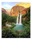 Havasu Falls Photographic Print by Mike Norton