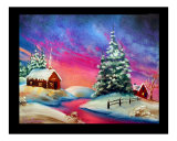 Christmas Morning Giclee Print by Ben Glenn