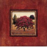 Crimson Solitaire Art by James Wiens