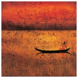 Dusk Voyage Prints by Michel Rauscher