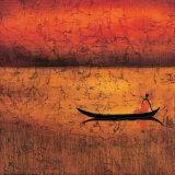 Dusk Voyage Poster by Michel Rauscher