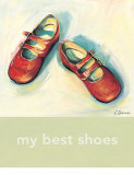 My Best Shoes Posters by Catherine Richards