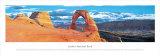 Arches National Park, Delicate Arch Poster par James Blakeway