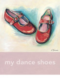 My Dance Shoes Arte por Catherine Richards