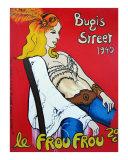 Le Frou Frou, Bugis Street Giclee Print by Imelda Moss