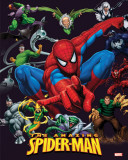 Spider-man - Characters Posters