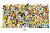 Les Simpsons Affiches