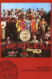 The Beatles - Sgt Pepper Prints
