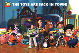 Toy Story 2 Julisteet