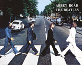 The Beatles - Abbey Road (mini) Prints