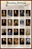 Founding Fathers Art