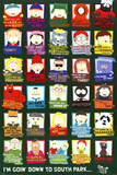 South Park - Quotes Prints