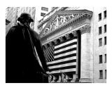 The New York Stock Exchange Photographic Print by Jaymes Williams