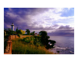 Rincon Lighthouse, Puerto Rico Photographic Print by George Oze