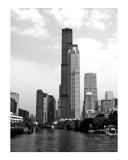 Chicago Skyline Photographic Print by Jaymes Williams