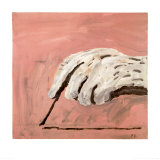 Paw, c.1968 Print by Philip Guston
