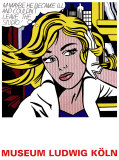 M-Maybe, c.1965 Poster by Roy Lichtenstein