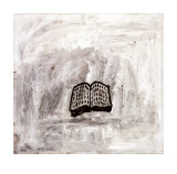 Book, c.1968 Print by Philip Guston