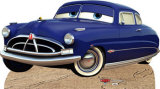 Doc Hudson - Blue Hudson - Disney/Pixar Cars Movie Stand Up