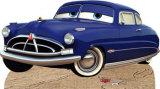 Doc Hudson - Blue Hudson - Disney/Pixar Cars Movie Cardboard Cutouts