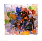 To Felleni, c.1958 Kunst av Philip Guston