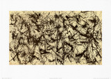 No. 32, c.1950 Arte por Jackson Pollock