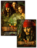 Piratas del Caribe: Dead Man's Chest Psters