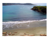 Mendocino Cove, Mendocino California (color) Photographic Print by Ronald S Mosbaugh