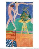 Dancing Capuchins I, c.1912 Posters av Henri Matisse