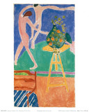Dancing Capuchins I, c.1912 Prints by Henri Matisse