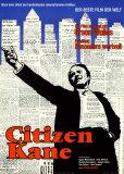 Citizen Kane Affiches