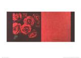 A Fleur du Mal, c.1990 Print by Marie-Jo Lafontaine