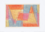 The Light and the Shade, c.1935 Lámina por Paul Klee