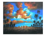City of Angels Giclee Print by Susi Galloway