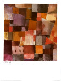 Untitled, c.1914 Print by Paul Klee