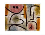 Broken Key, c.1938 Print by Paul Klee