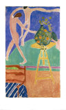 Dancing Capuchins I, c.1912 Art by Henri Matisse