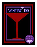 Vampire Inn Photographic Print by Liza Phoenix