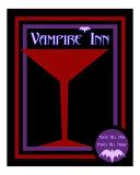 Vampire Inn Photographic Print by Liza Phoenix