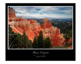 Bryce Canyon Photographic Print by J Wayne Pinkston
