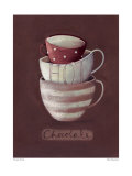 Hot Chocolate Posters by Nicola Evans