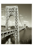 George Washington Bridge Art by Igor Maloratsky
